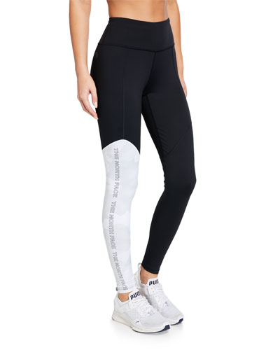 Infinity Mid-Rise Training Tights