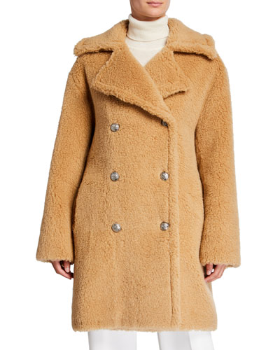 Martingale Maxi Teddy Coat