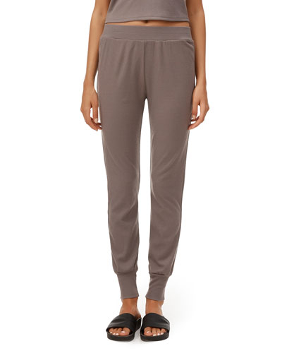 Lyla Ribbed Jogger Pants