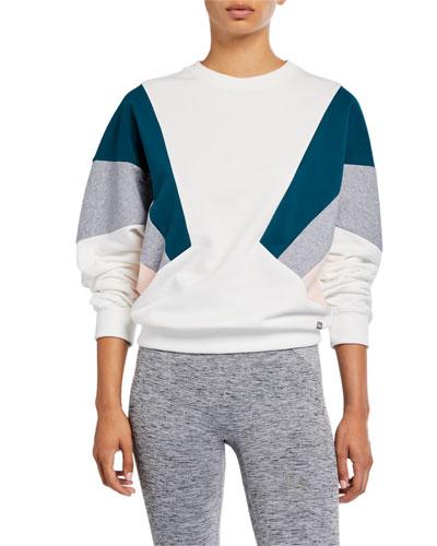 Sensation Colorblock Sweatshirt
