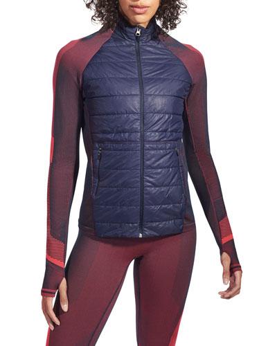 Buzz Zip-Front Active Jacket