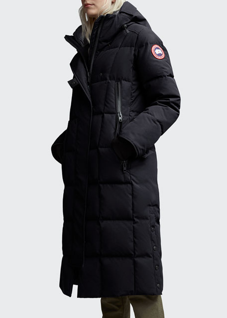 Elmwood Long 9-Pocket Parka