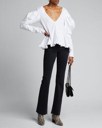 Angel Boot-Cut Jeans