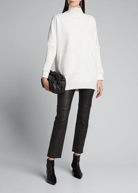Reeve Turtleneck Knit Sweater