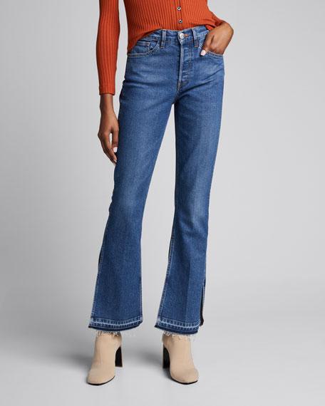 Kellie Boot-Cut Jeans