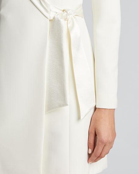 Heather Cady Blazer Wrap Dress