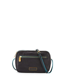 Sally Crossbody Bag, Black