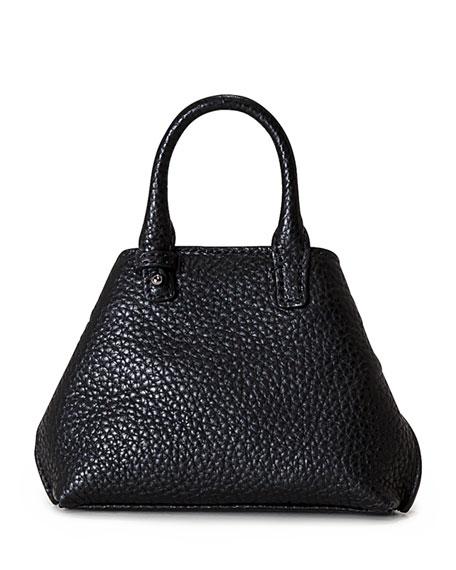 Ai Nano Grained Leather Charm for Handbag