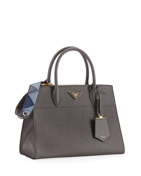 Saffiano City Tote Bag