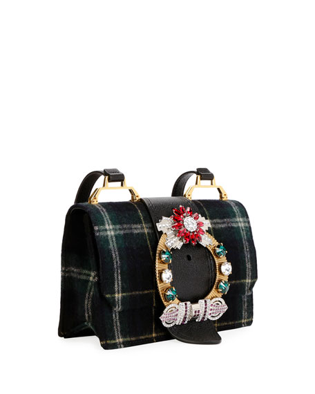 Tartan Lady Box Bag