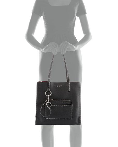 c2fe464b598e Marc Jacobs The Bold Grind Pebbled Shopper Tote Bag