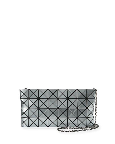 Prism Chain Clutch/Crossbody Bag