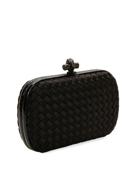 Bottega Veneta Medium Chain Knot Clutch Bag b9775a61ac2