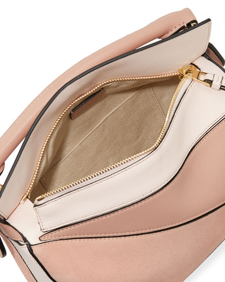 Puzzle Small Shoulder Bag