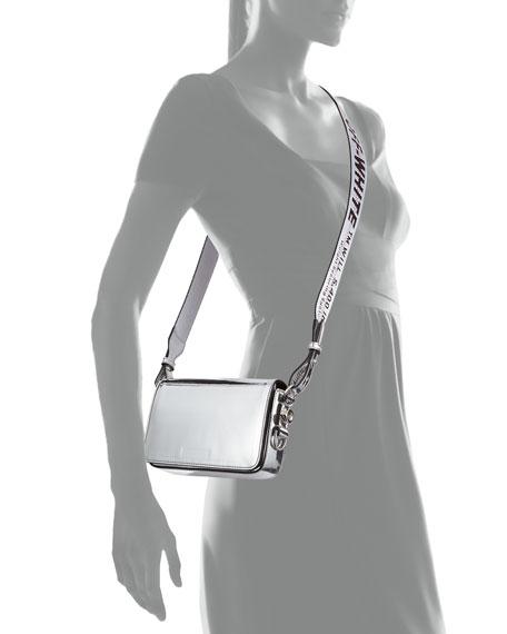 Mirror Mini Flap Crossbody Bag