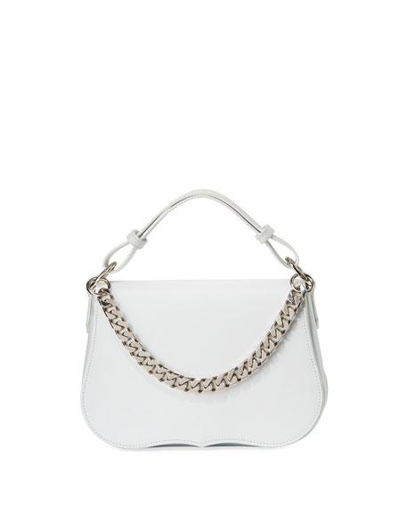 Calvin Klein 205w39nyc  SMALL CHAIN-FRINGE SHOULDER BAG