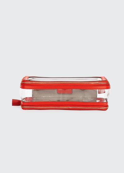 Inflight Transparent Cosmetic Bag