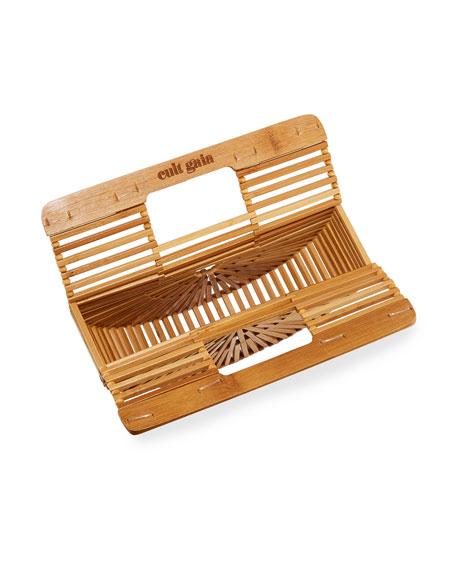 Gaia's Ark Mini Bamboo Top-Handle Bag