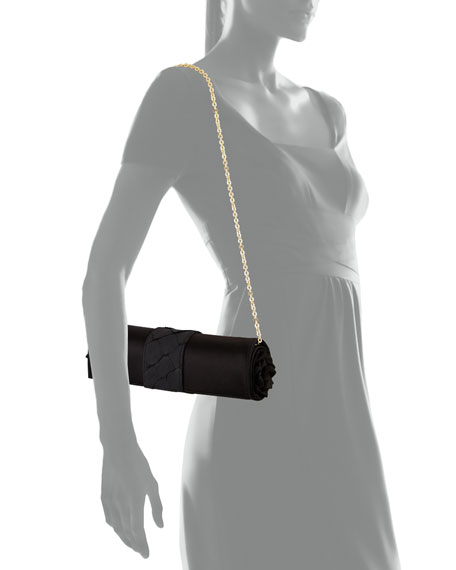Satin and Fishkin Claire Clutch Bag