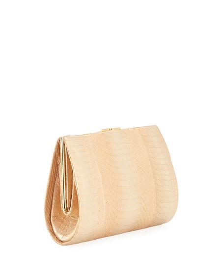 Colette Exposed Frame Clutch Bag
