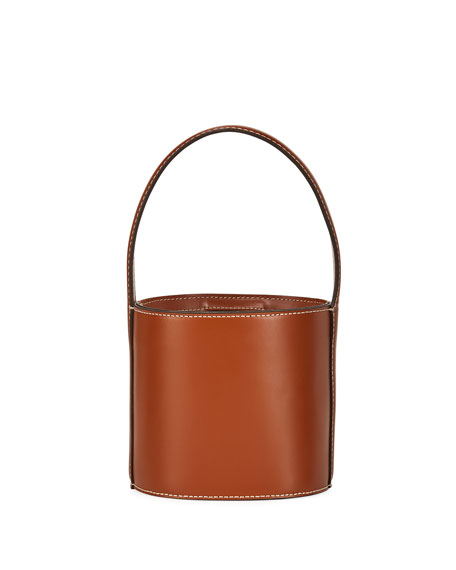 Image 1 of 1: Bissett Smooth Mini Bucket Bag