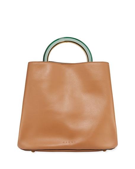 Pannier Leather Shoulder Bag