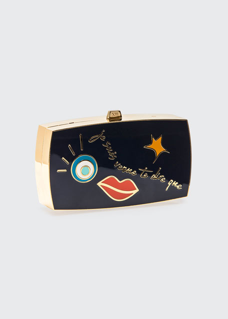 The Escape Minaudiere Clutch Bag