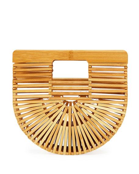 Gaia's Ark Micro Bamboo Crossbody Bag by Cult Gaia
