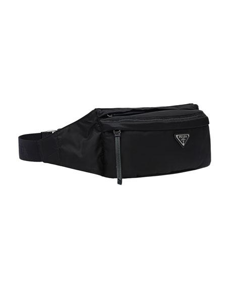 Vela Nylon Belt Bag