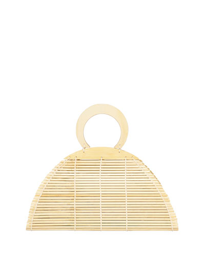 Bamboo Ally Top-Handle Bag
