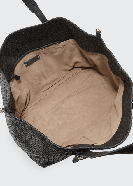 Cesta Large Woven Tote Bag