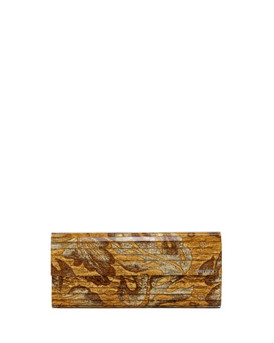 Sweetie Brocade Acrylic Clutch Bag