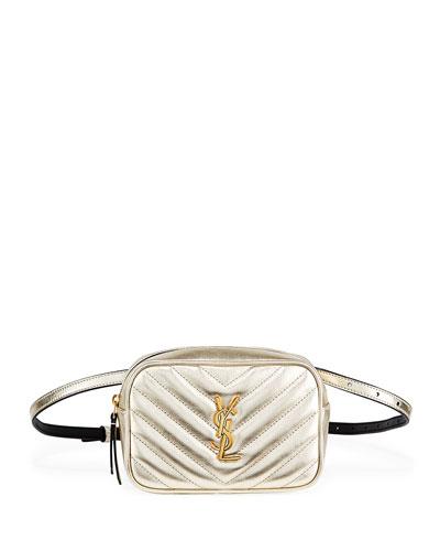Lou Quilted Belt Bag
