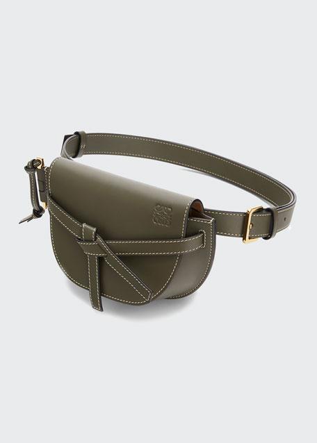 Gate Mini Calf Bum Belt Bag
