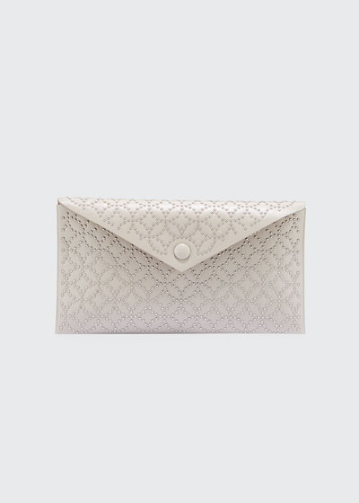 Louise Beaded Envelope Clutch Bag