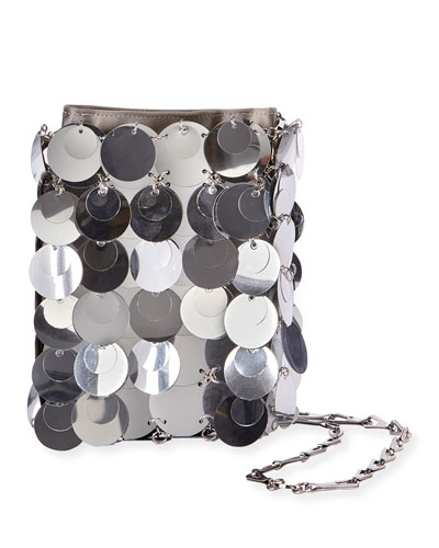 Sparkle Mini Iconic Shoulder Bag