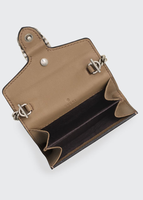 Dionysus Leather Coin Case