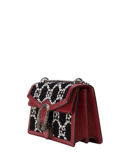 Dionysus Small Tweed Shoulder Bag