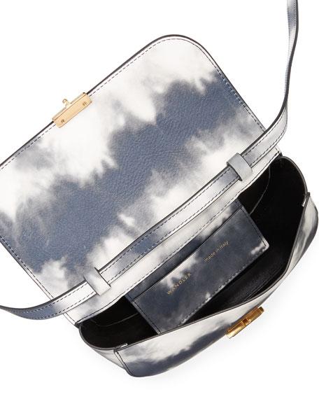 Big Anna Two-Tone Calf Leather Belt Bag