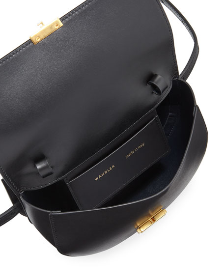 Anna Calf Leather Belt Bag