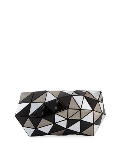 Exclusive Distortion Clutch Bag