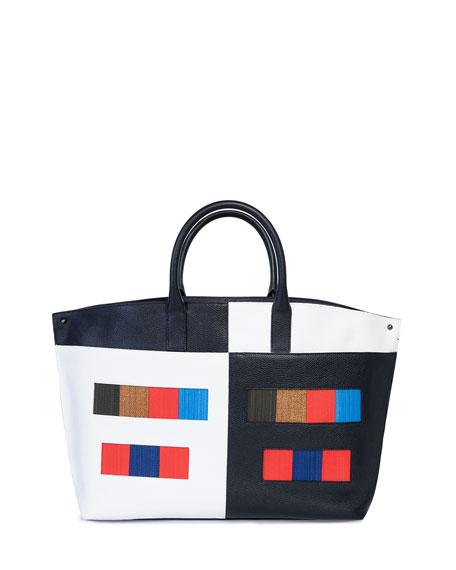 AI Medium Colorama Top-Handle Bag