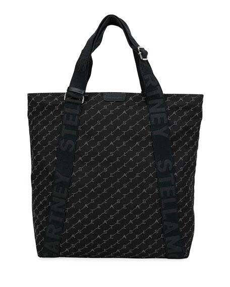 Medium Eco Nylon Zip Tote Bag