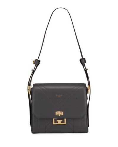 Eden Medium Smooth Shoulder Bag