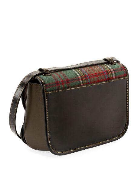 Tartan Keys Shoulder Bag