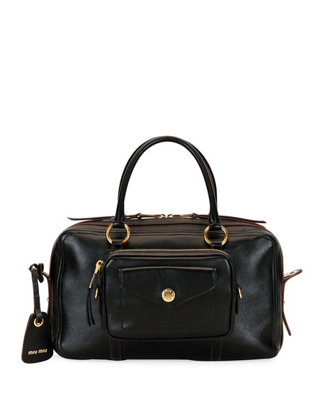 Grace Lux Top Handle Bag