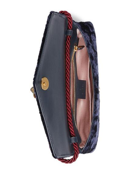 Broadway Rajah-Flap Evening Shoulder Bag