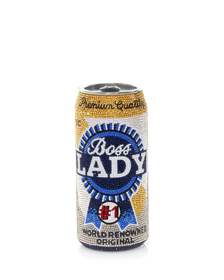 Boss Lady Beverage Can Pill Box