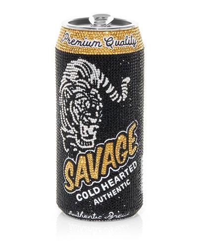 Savage Beverage Can Pill Box