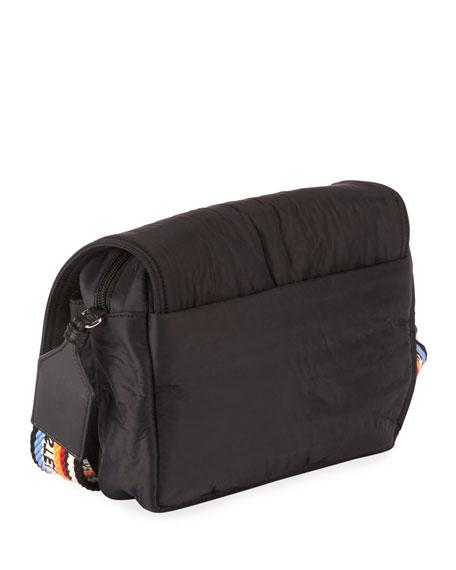 Stella Medium Logo Eco Shoulder Bag